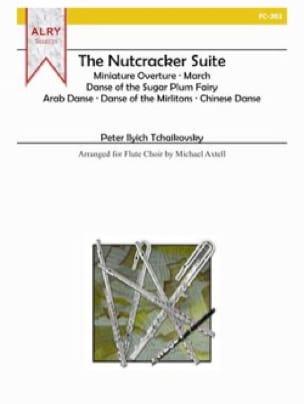 The Nutcracker Suite Complete Set - TCHAIKOVSKY - laflutedepan.com
