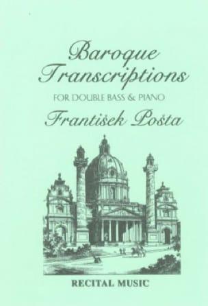 - Baroque Transcriptions - Partition - di-arezzo.co.uk