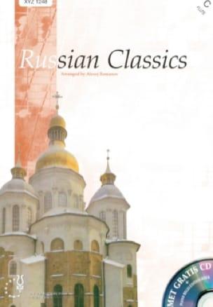 Russian Classics - Partition - laflutedepan.com