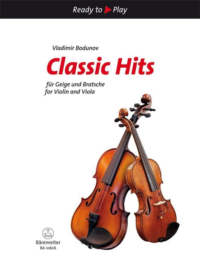 Classic Hits - Partition - 0 - laflutedepan.com
