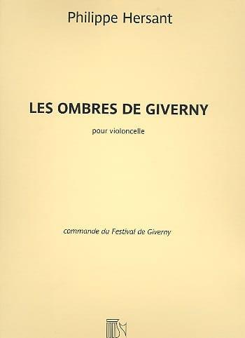 Les Ombres de Giverny - Philippe Hersant - laflutedepan.com