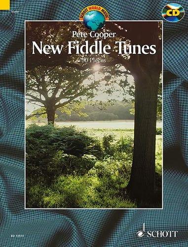 New Fiddle Tunes - Pete Cooper - Partition - laflutedepan.com