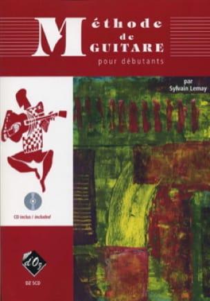 Méthode de guitare pour débutants - Sylvain Lemay - laflutedepan.com