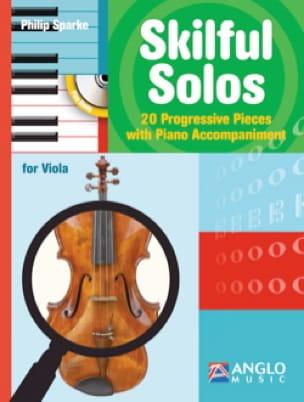 Skilful Solos - Alto - Philip Sparke - Partition - laflutedepan.com