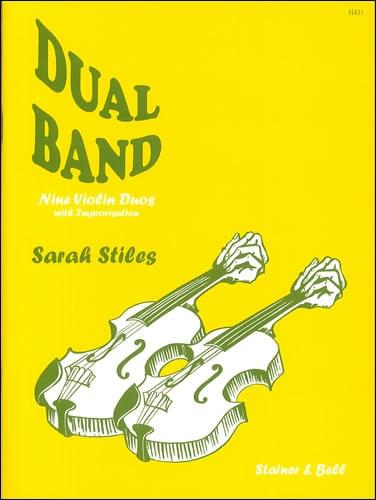 Dual Band. Nine Violin Duos with improvisation - laflutedepan.com