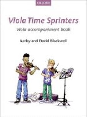 - Viola Time Sprinters - Viola accompaniment book - Partition - di-arezzo.co.uk