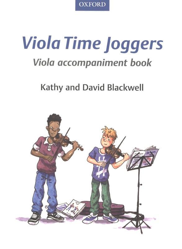 - Viola Time Joggers - Viola accompaniment book - Partition - di-arezzo.co.uk