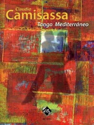 Tango mediterraneo pour orchestre de guitares - laflutedepan.com