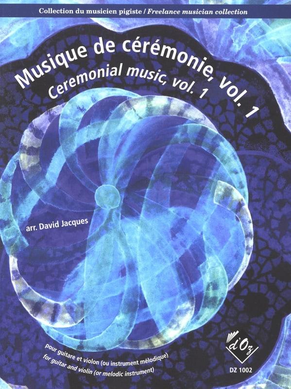 - Ceremony Music Volume 1 - Partition - di-arezzo.co.uk
