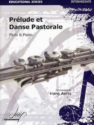 Hans Aerts - Preludio e danza pastorale - Partition - di-arezzo.it