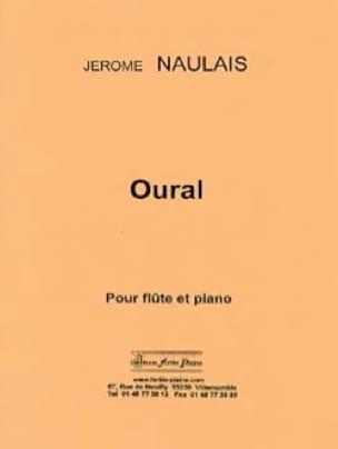 Jérôme Naulais - Urals - Partition - di-arezzo.com