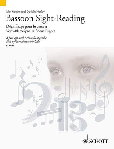 Bassoon Sight-Reading - John Kember - Partition - laflutedepan.com