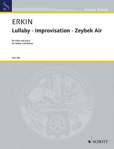 Lullaby / Improvisation / Zeybek Air - laflutedepan.com