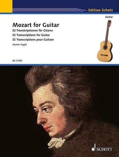 Mozart for Guitar - MOZART - Partition - Guitare - laflutedepan.com