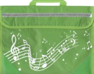 Accessoire - Cartable à Musique - Vert - Accessoire - di-arezzo.fr