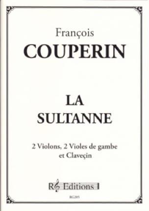 La Sultanne - François Couperin - Partition - laflutedepan.com