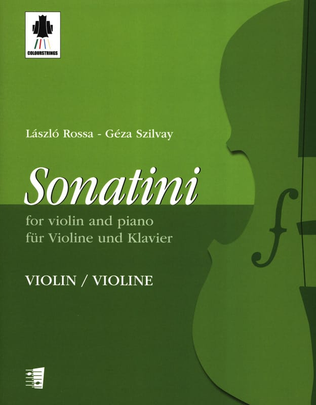 Sonatini - Laszlo, Szilvay Géza Rossa - Partition - laflutedepan.com