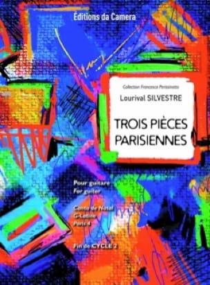 3 Pièces Parisiennes - Lourival Silvestre - laflutedepan.com