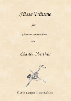 Süsse Träume - Clarinette et piano - laflutedepan.com