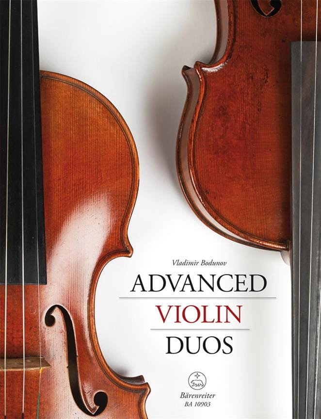 - Advanced Violin Duos - Partition - di-arezzo.co.uk