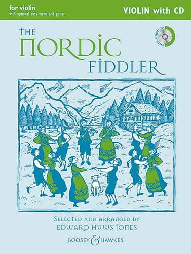 Traditionnels - The Nordic Fiddler - Violin - Partition - di-arezzo.co.uk