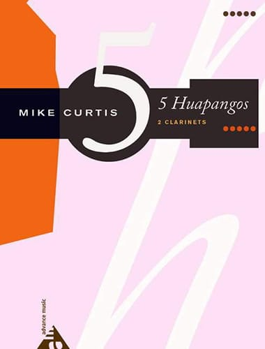 Mike Curtis - 5 Huapangos - Partition - di-arezzo.fr
