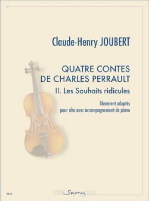 4 Contes de Charles Perrault - 2. Les Souhaits Ridicules - laflutedepan.com