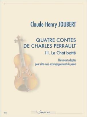 4 Contes de Charles Perrault - 3. Le Chat Botté - laflutedepan.com