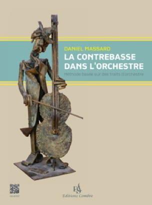 La Contrebasse dans l'Orchestre - Daniel Massard - laflutedepan.com