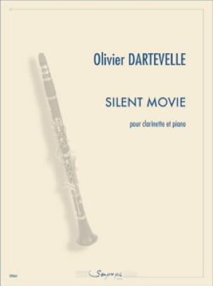 Silent Movie - Olivier Dartevelle - Partition - laflutedepan.com