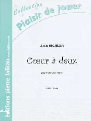Coeur à deux - Jean Sichler - Partition - laflutedepan.com