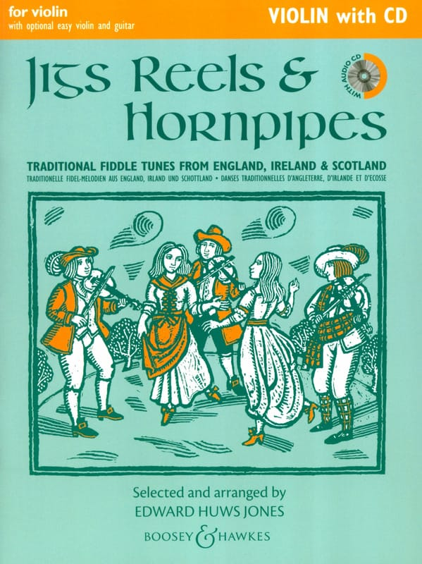 Traditionnels - Jigs, Reels - Hornpipes - Partition - di-arezzo.co.uk