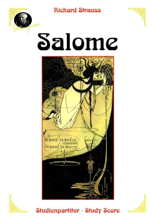 Richard Strauss - Salomé, Opera - Partition - di-arezzo.co.uk