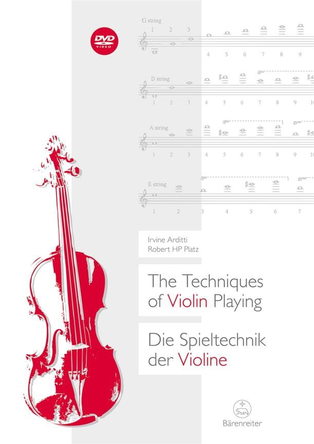 The techniques of violin playing - laflutedepan.com