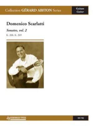 Domenico Scarlatti - Sonates Volume 2 - Partition - di-arezzo.fr