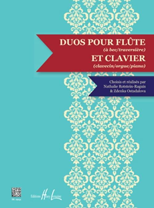 Duos pour Flûte à bec ou traversière et Clavier - laflutedepan.com