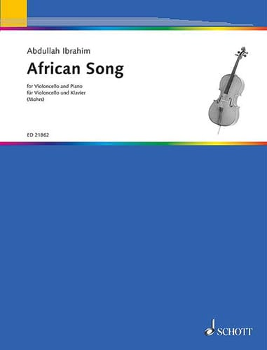 African Song - Abdullah Ibrahim - Partition - laflutedepan.com