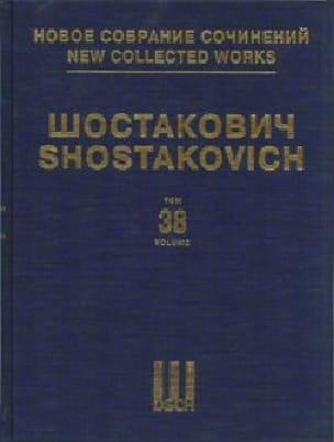 Concerto pour piano N° 1 op. 35 - CHOSTAKOVITCH - laflutedepan.com