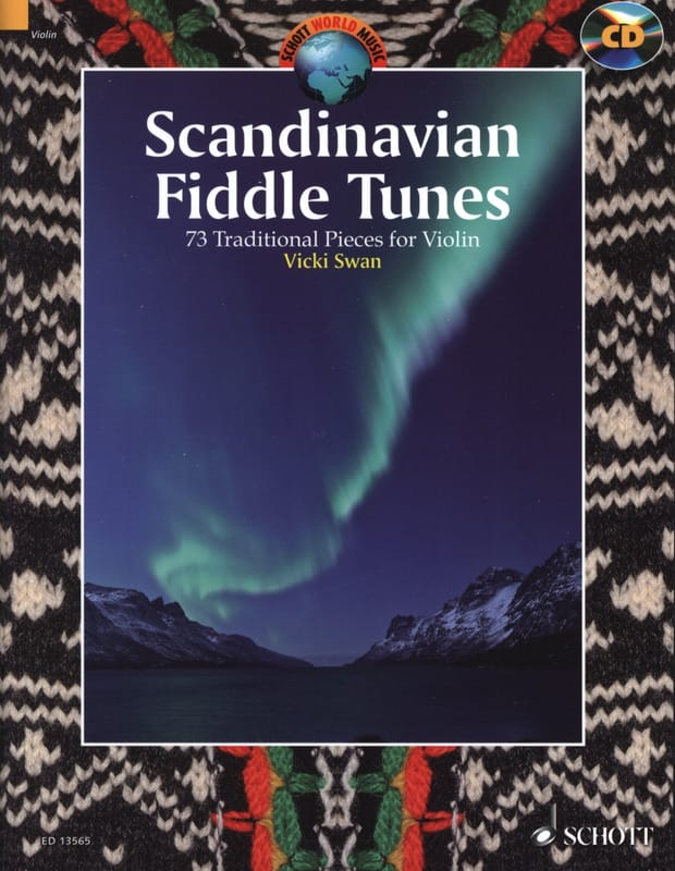 Traditionnels - Scandinavian Fiddle Tunes - Violin - Partition - di-arezzo.co.uk