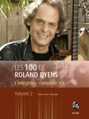 Roland Dyens - The Roland Dyens 100 - Volume 2 - Partition - di-arezzo.com