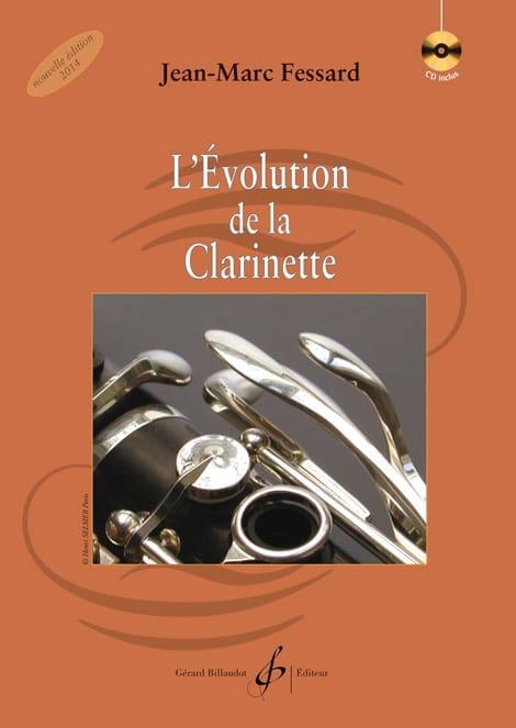 Jean-Marc FESSARD - The Evolution of the Clarinet - Livre - di-arezzo.com