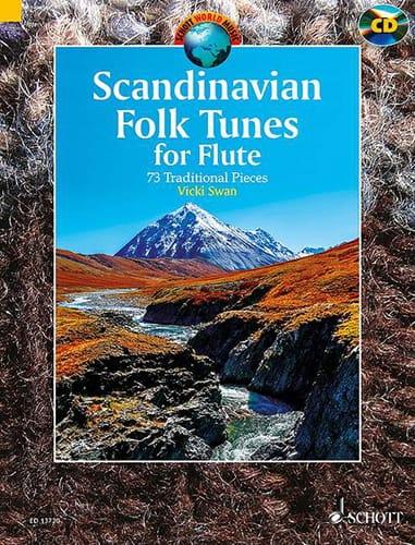 Scandinavian Folk Tunes for Flute - Partition - laflutedepan.com