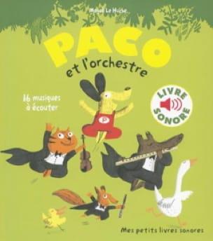 Huche Magali Le - Paco y la orquesta - Livre - di-arezzo.es