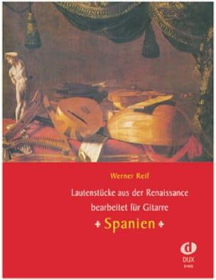 - Lautenstücke aus der Renaissance: Spanien - Guitar - Partition - di-arezzo.co.uk