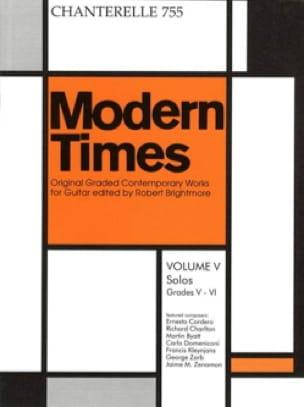 Modern Times Vol. 5 - Guitare - Partition - laflutedepan.com