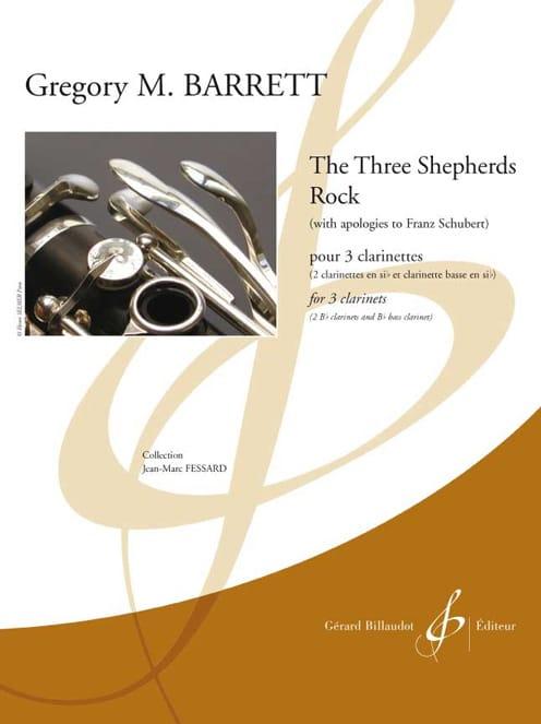 The three sheperds Rock - Gregory M. Barrett - laflutedepan.com