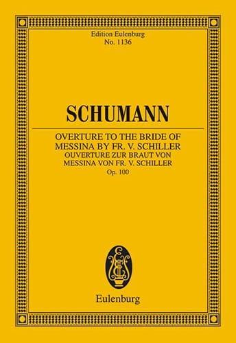 Overture to the bride of Messina by Schiller, op. 100 - laflutedepan.com