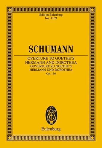 Overture to Goethe's Hermann and Dorothea, op. 136 - laflutedepan.com
