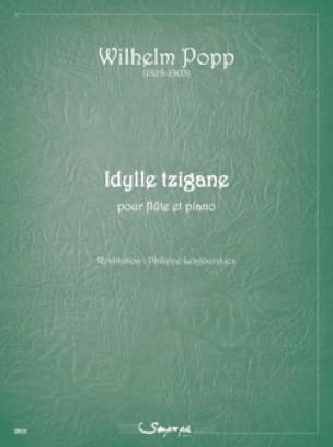 Wilhelm Popp - Gypsy Idyll - Partition - di-arezzo.co.uk