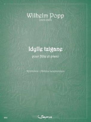 Wilhelm Popp - Idylle Tzigane - Partition - di-arezzo.fr